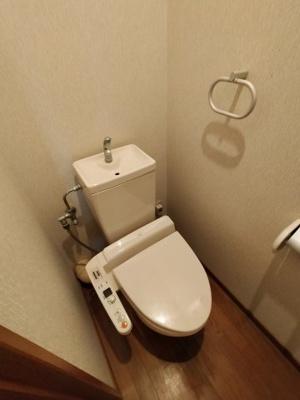 【トイレ】メイプルリーフ新石切