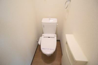 【トイレ】豊中市本町戸建貸家