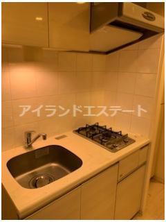 【キッチン】フェニシア三軒茶屋 ペット飼育可 駅近 浴室乾燥機 追炊き