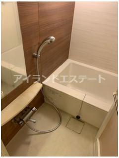 【浴室】フェニシア三軒茶屋 ペット飼育可 駅近 浴室乾燥機 追炊き