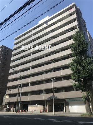 【外観】ガーデンプラザ横浜南