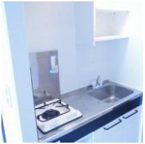 一人暮らしに丁度いいサイズのキッチン