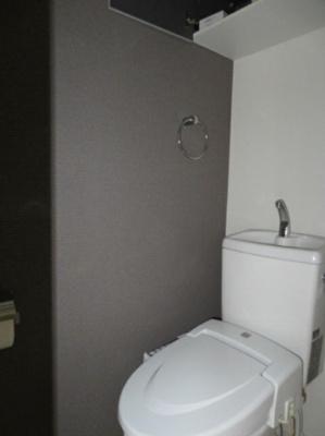 【トイレ】白山コーポビアネーズ
