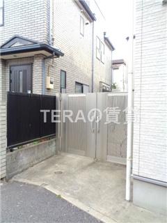 【エントランス】キングハウス新桜台