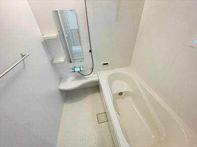 【浴室】草加市花栗1丁目新築戸建て