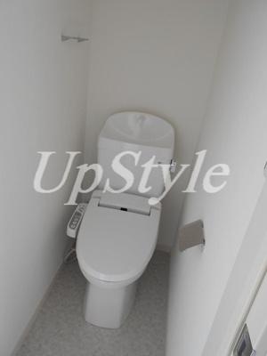 【トイレ】グランツ町屋アネックス