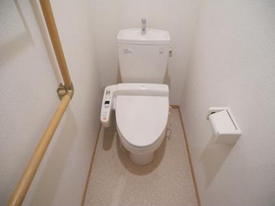 【トイレ】ウィルモア東町