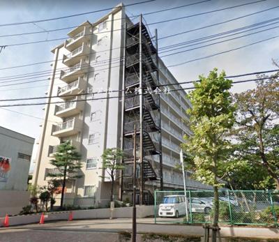 【外観】江戸川ハイツA棟 2階 74.84㎡ リ ノベーション済