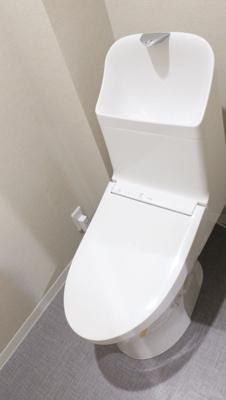 【トイレ】江戸川ハイツA棟 2階 74.84㎡ リ ノベーション済