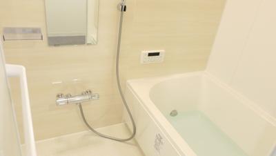 【浴室】江戸川ハイツA棟 2階 74.84㎡ リ ノベーション済