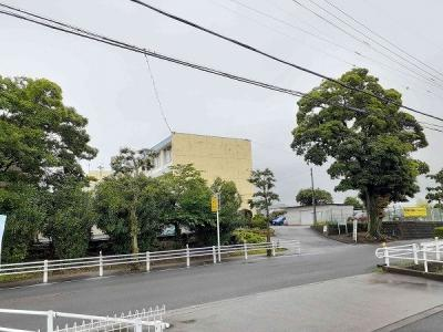 牧田小学校まで600m