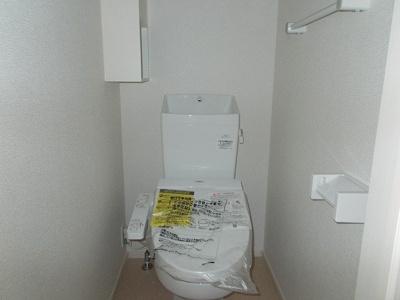 【トイレ】ディアレストA