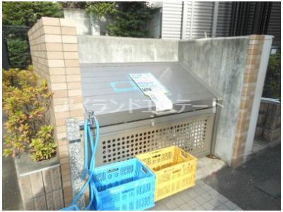 【その他共用部分】ティアラ三軒茶屋 ネット無料 独立洗面台 オートロック
