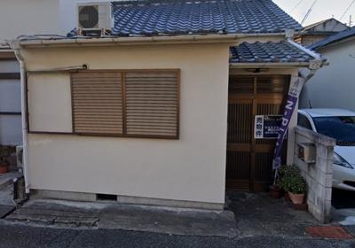 神戸市長田区名倉町4丁目 テラスハウス