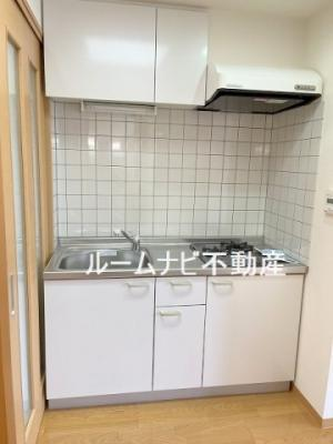 【キッチン】エスプワール中里