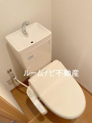 【トイレ】エスプワール中里