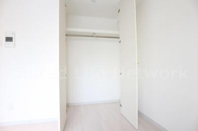 豊富な収納力でお部屋もすっきり