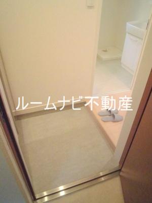【玄関】ペルレ西日暮里