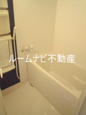 【浴室】ペルレ西日暮里