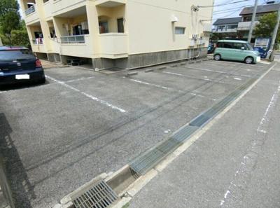 【駐車場】第2グリーンハイツ