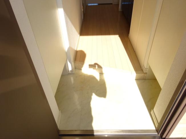 【玄関】ステージグランデ三軒茶屋アジールコート
