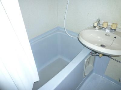 【浴室】メゾン・ド・プチホーレ
