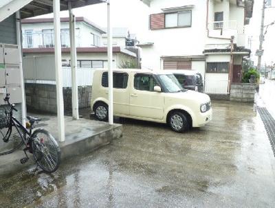 【駐車場】メゾン・ド・プチホーレ