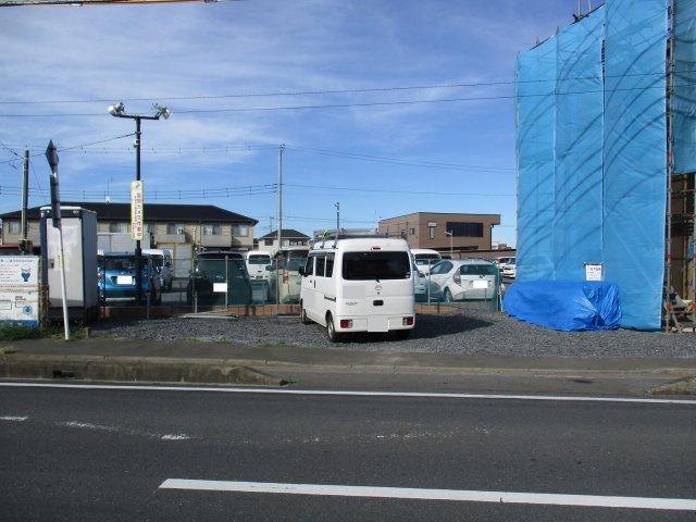 【駐車場】吉沢町新築戸建 第8