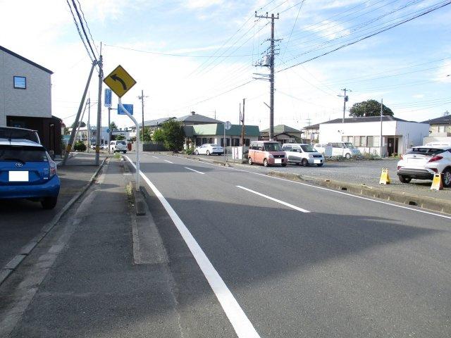 【前面道路含む現地写真】吉沢町新築戸建 第8