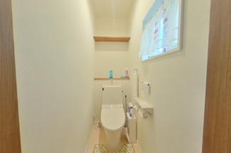 【トイレ】56852 瑞穂市本田中古戸建て