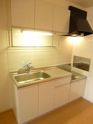 【キッチン】デスパシオカーサⅡ