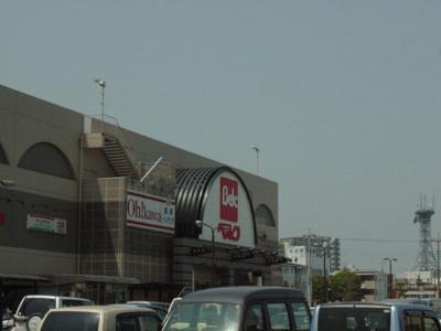 スーパーマーケットまで850m