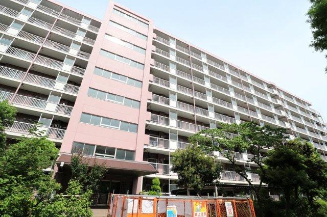 【外観】南港はなのまち住宅 31号棟