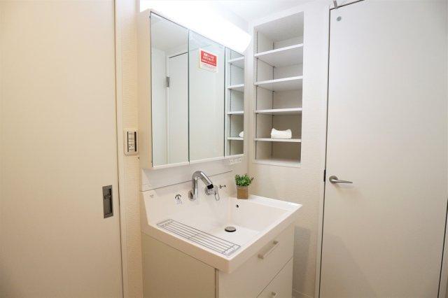 【独立洗面台】南港はなのまち住宅 31号棟