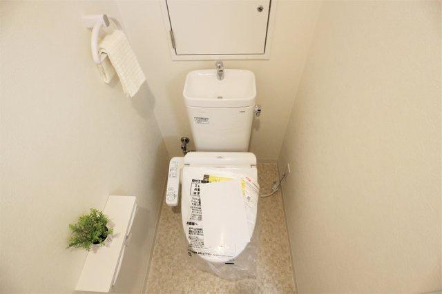 【トイレ】南港はなのまち住宅 31号棟