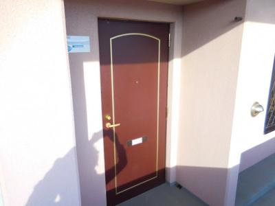 【玄関】ルミナスオクダ