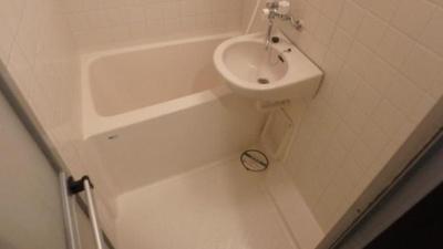 【浴室】エールプラザ戸山台