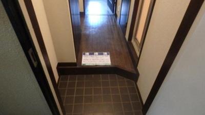 【玄関】エールプラザ戸山台