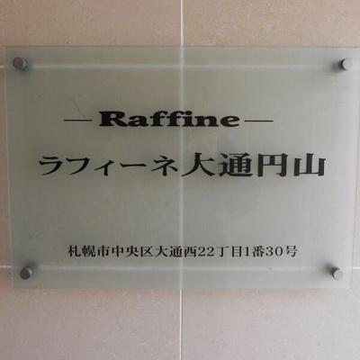 【その他】Raffine大通円山 ラフィーネ大通円山