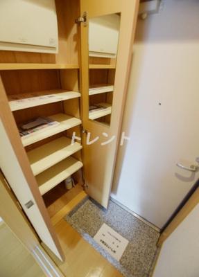 【玄関】スカイコート九段下