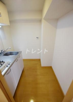 【キッチン】スカイコート九段下