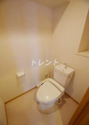 【トイレ】スカイコート九段下