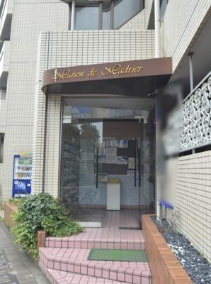 【エントランス】メゾンドマドリエ