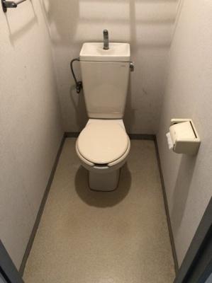 【トイレ】アーク赤羽ビル