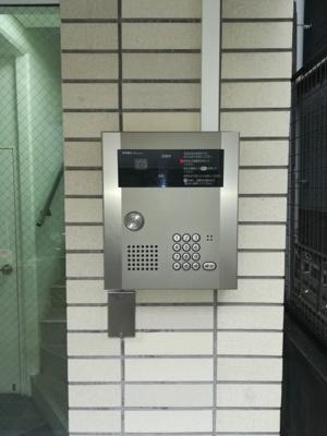 【セキュリティ】N.KEFIA渋谷ビル