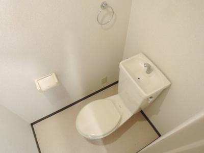 【トイレ】プランドール千里丘