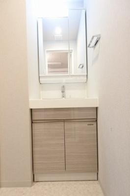 【独立洗面台】ミラージュパレス玉造デフィ
