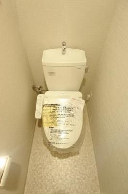 【トイレ】ミラージュパレス玉造デフィ