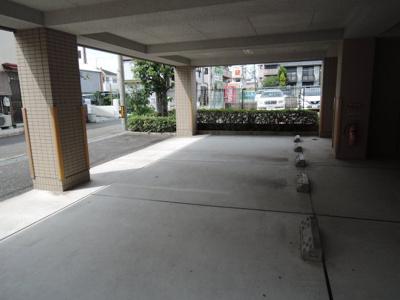【駐車場】フローラ香露園Ⅱ