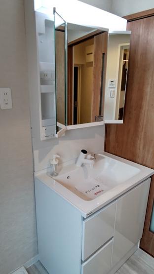 【独立洗面台】ライオンズマンション六甲道第3(灘区深田町)8階